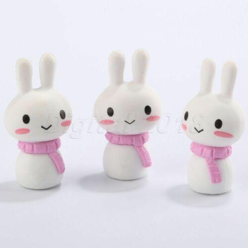 Cute Animals Figurines DIY Mini Dollhouse Fairy Garden Bonsai Ornament Landscape