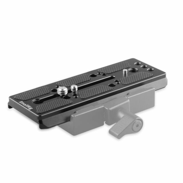 SmallRig Quick Release Plate Dovetail for Manfrotto 526(3274),3147(510),516,RC3