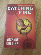 The Hunger Games: Catching Fire 2 by Suzanne Collins (2009, CD)