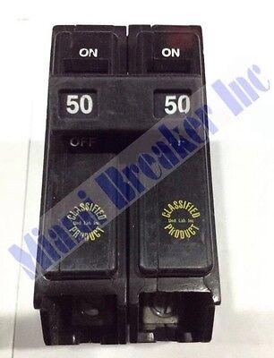 CHQ260 Cutler-Hammer Type CHQ Circuit Breaker 2 Pole 60 Amp 240V