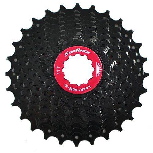 SunRace Fahrrad-Kassette Zahnkranz 10-fach champagne 11-28