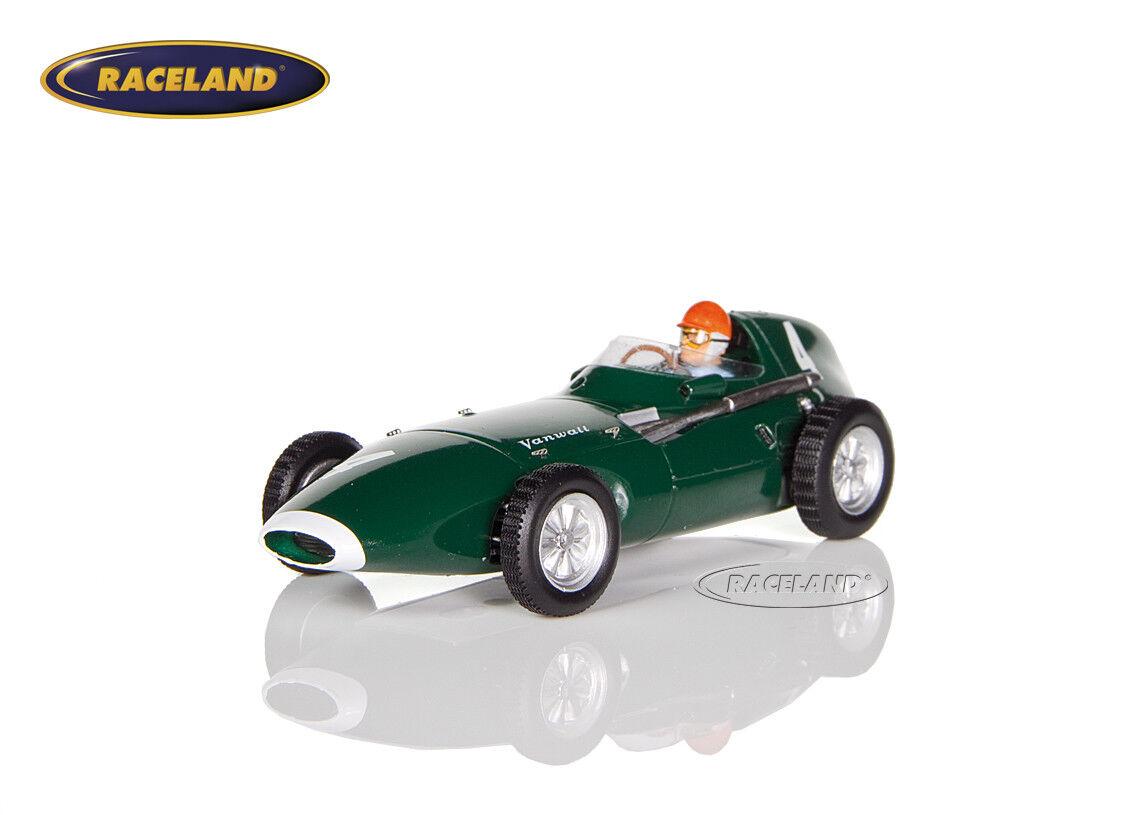 Vanwall 4 vw4 Vandervell f1 WINNER GP BELGIUM 1958 Tony Brooks, Spark 1 43 s4872