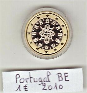 PORTUGAL-2010-1-Belle-Epreuve-Etat-UNC-Sous-capsule-euros-BE