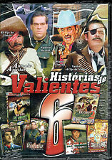 Historias De Valientes, 6pk, BRAND NEW FACTORY SEALED 3-DVD SET (2008, ITZA)