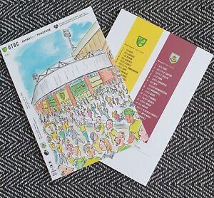 Norwich-v-Burnley-RESTART-Programme-18-7-2020-READY-TO-IMMEDIATE-DISPATCH