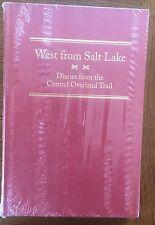 Utah - Nevada - California History - West From Salt Lake - Arthur H. Clark  2012