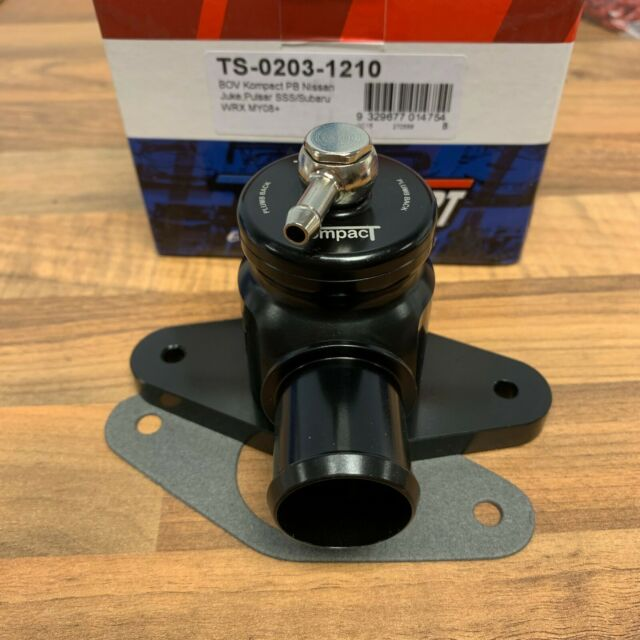 TURBOSMART Plumb Back Blow Off Valve BOV To Fit In Subaru Forester XT EJ25 08-12