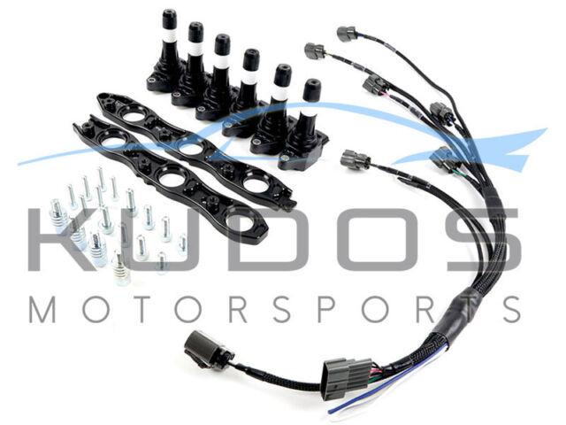 R35 Coil Pack Conversion Kit to suit Nissan Skyline R32 GTR - RB26DETT