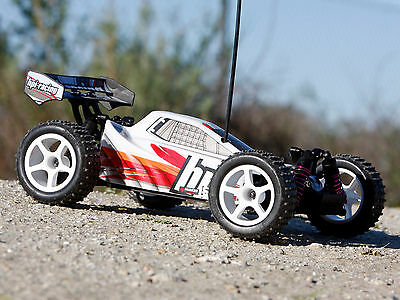HPI BRAMA 18B with EB18 Buggy RTR 100509 Remote controlled Truck Car, not 10B