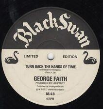 "George Faith – Midnight Hour ORIG UK 12"" EX 1977 BLACK SWAN ROOTS LEE PERRY"