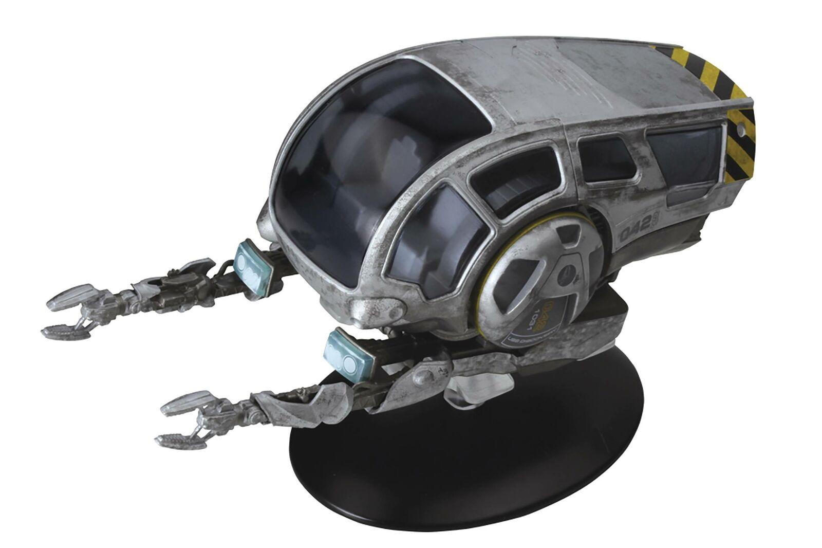 Colección de detección de naves de Estrella Trek  13  Abeja trabajador  (EAGLEMOSS)