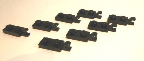 8 x LEGO® 63868 Systemstein Sonderstein Snape in schwarz Neuware.