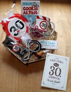 30 Geburtstag Geschenk Geburtstagsgeschenk Frauen Frau Freundin