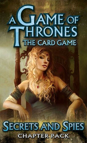 Fantasy Flight Games Game of Thrones A Secrets and Spies Chapter Pack