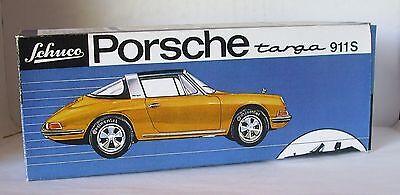 Kenntnisreich Repro Box Schuco Porsche 911 S Targa Nr.1081 Ein Unbestimmt Neues Erscheinungsbild GewäHrleisten Spielzeug