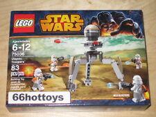 LEGO 75036 Star Wars Utapau Troopers NEW