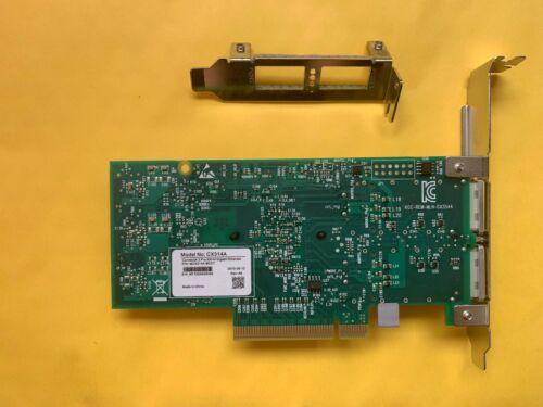 Mellanox CX314A MCX314A-BCCT ConnectX-3 Pro 40GbE Dual-Port QSFP
