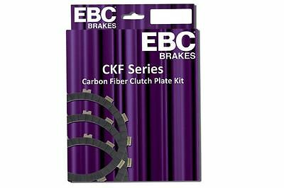Adatto A Ktm Xc 300 (2t) 11>12 Ebc Carbon Kit Frizione Completa In Specifiche