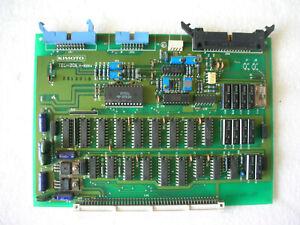 Kimoto-186-s-TEL-20A-P-3091A-Board-8705CJ-8818CD-301D096-Oki-F51A05D-M74LS240P