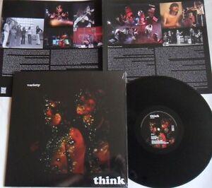 LP-THINK-Variety-Re-LONG-HAIR-MUSIC-LHC181-STILL-SEALED