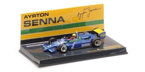 Ralt Toyota Rt3 Ayrton Senna 1st F3 Win Thruxton Thruxton Thruxton 13 November 1982 1 43 Model 30d384