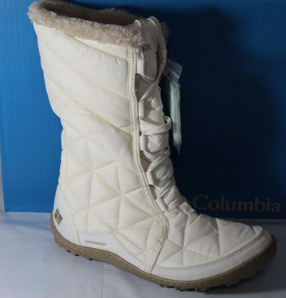 COLUMBIA POWDER SUMMIT II MID WINTER WATERPROOF WOMEN'S BOOT, YL5386-125