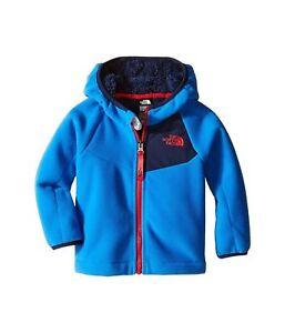 44ea3aa46199 The North Face Kids Chimborazo Hoodie Infant Jake Blue Kid s Coat 0 ...