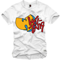 E1SYNDICATE T-SHIRT WU TANG CLAN CREAM TEAM OL DIRTY BASTARD SUPREME 	2783c