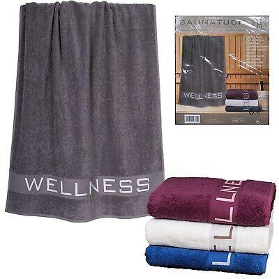 Saunieren Mit Handtuch