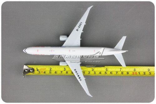 18CM Solid CHINA EASTERN BOEING 777-300ER Passenger Airplane Metal Diecast Model