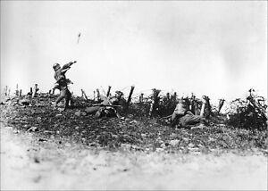 7x5-Foto-ww1D3E-Guerra-Mondiale-1-Tedesco-Immagini-Frontlinie