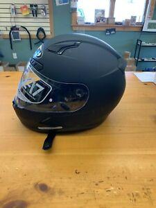 Large MC-2SF HJC CL-17 Boost Mens Full-Face Snowmobile Helmet