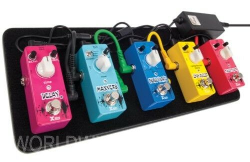Diago PB11 Sprinter Ultra Portable Softbag Guitar or Bass Guitar Pedalboard