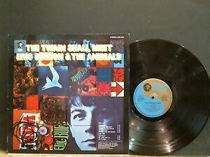 Eric Burdon Amp The Animals The Twain Shall Meet Lp Stereo