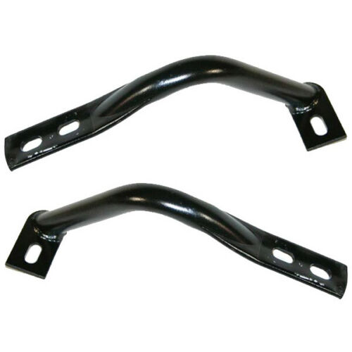 03-07 Chevy Silverado//Sierra 1500 Front Bumper Outer Mounting Bracket SET PAIR