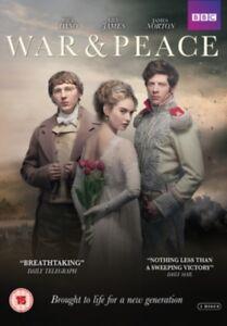 Nuovo Guerra E Pace - Completo Mini Serie DVD Regione 2,4
