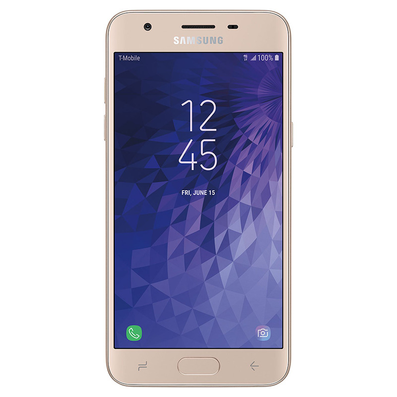 Samsung Galaxy J3 Star 16GB Gold SM-J337T T-Mobile Smartphones