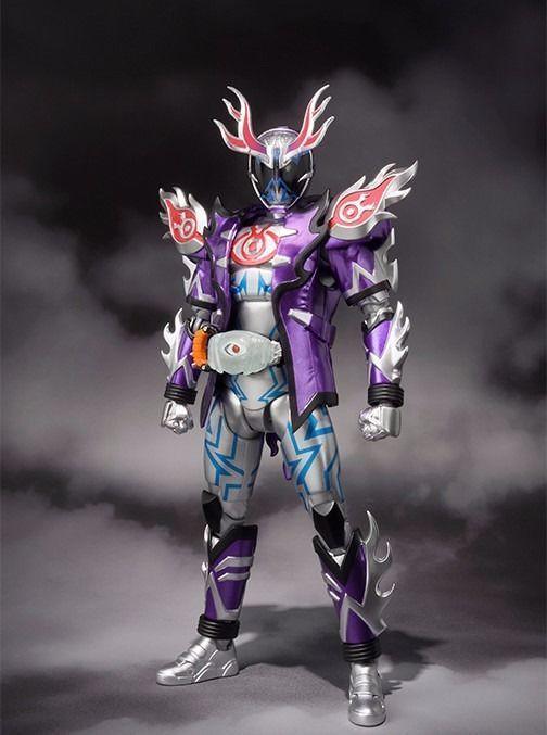 S.H.Figuarts Mascherato Kamen Rider Fantasma Fosso Specter Action Figure