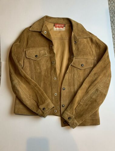 levis vintage 70s clothing leather jacket