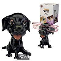 Optipaws Black Labrador  Dog Glasses Holder Figurine NEW in Gift box - 24322