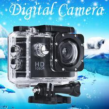 "2"" HD 1080P Action DV Sport Digital Camera Recorder Waterproof Camcorder Trusty"