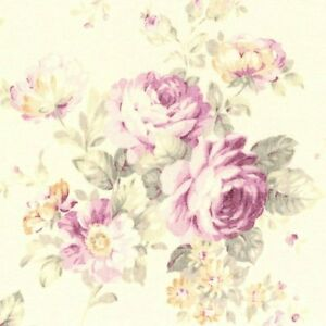 Cottage-Shabby-Chic-Lecien-Durham-Quilt-Floral-Cotton-Fabric-31336-110-BTY