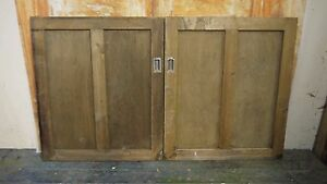 C92e-54-x-31-Pair-of-Old-Victorian-Cupboard-Doors-from-U-K-finest