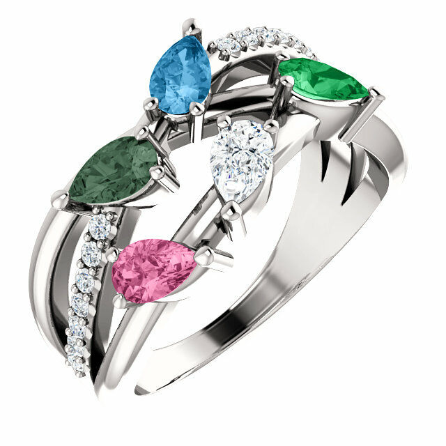 Fine Jewelry Diamond Modern Estate Solid 14k White Gold 2.10ctw Diamond 2mm Wide Tennis Bracelet C8
