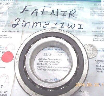 FAFNIR 2MM211WI DUL SUPER PRECISION BEARINGS SKF 7211 CD//P4ADGA