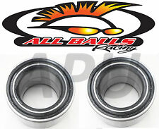 14-16 Polaris Rzr Xp 1000 Turbo All Balls Front Rear Wheel Bearings (2) 25-1628