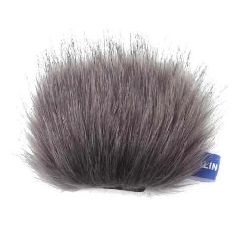 Windschutz Muff für Tascam DR-05 und Mikrofone Furry Außenmikrofon
