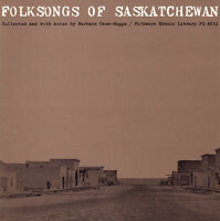 Various Artists - Folksongs Of Saskatchewan / Various [new Cd] on Sale