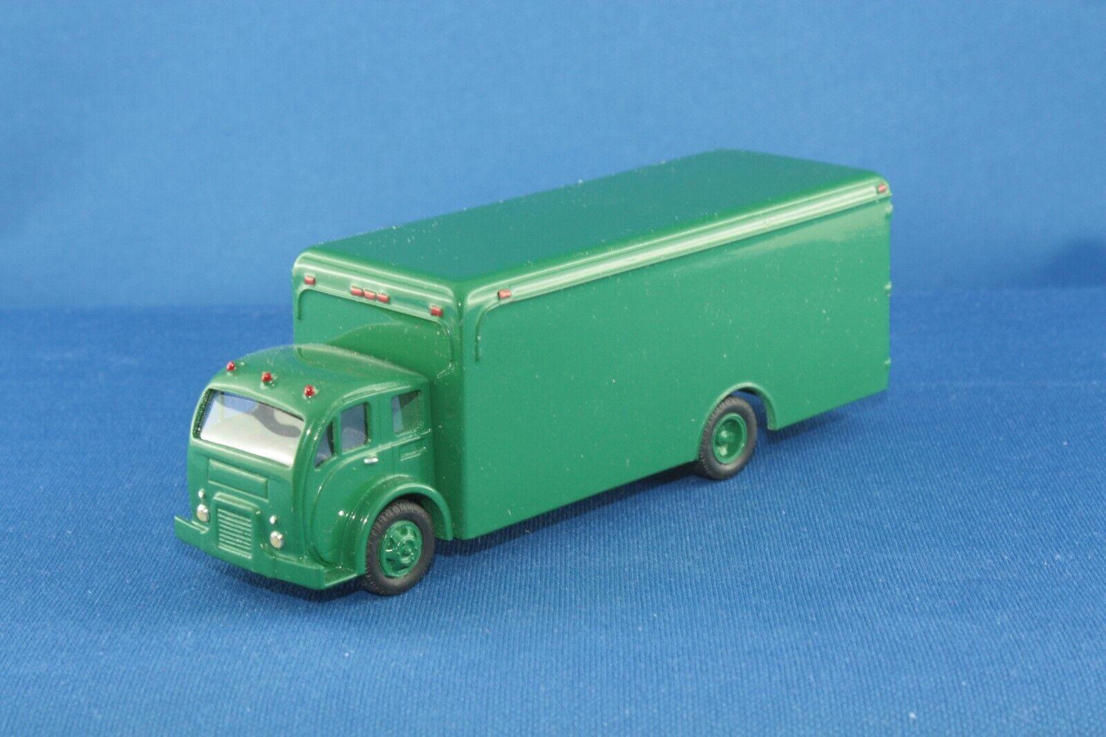 Resin petites séries modèle blanc 3000 Valise Camion Box Camion 1 87 h0 sans neuf dans sa boîte RARE