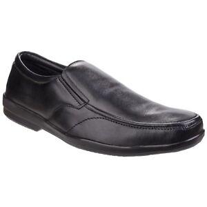 On Formal Shoes 12 Fleet Twin Gusset Uk Slip 6 Mens Foster Alan Leather 8q1Z0
